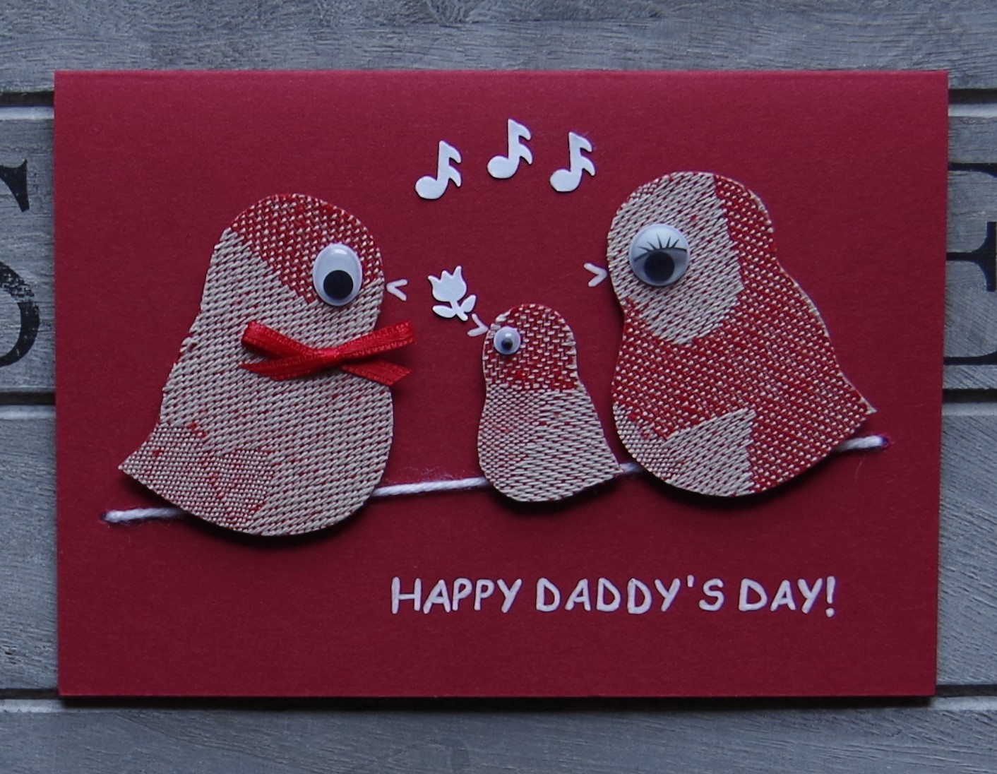 HAPPY DADDY'S DAY!