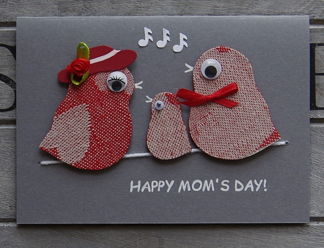 HAPPY MOM'S DAY!